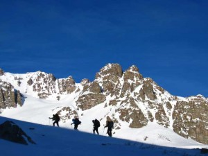 World-wide ski touring