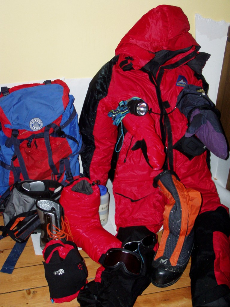 Cho Oyu Expedition Require Specific Equipment For A