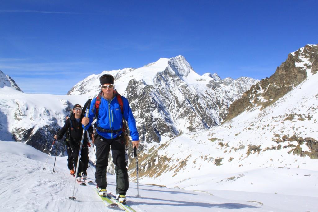 Verbier To Zermatt Ski Touring