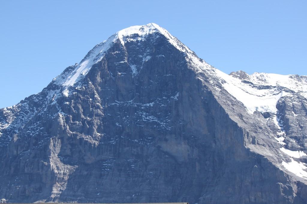 Mont Blanc Matterhorn Eiger Swiss Mountain Guide